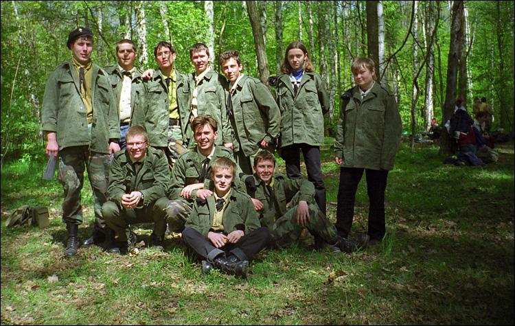 Rajd Radziejewski - Maj 1999 rok