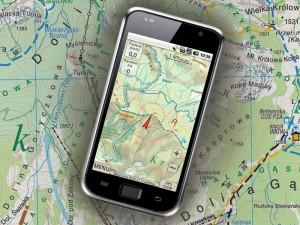 Technologia GPS - Harcerski Rajd Radziejewski