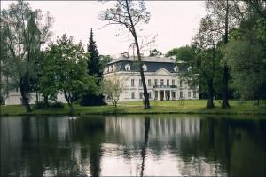 Park Pałacowy - Radziejowice